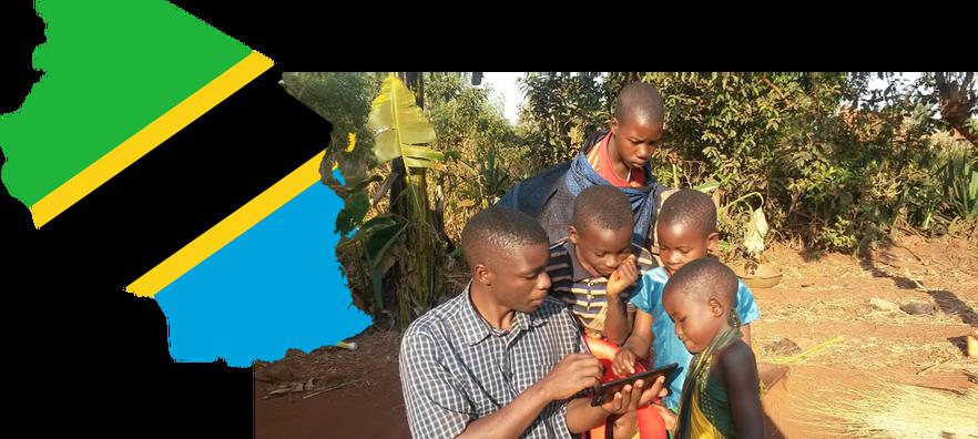 Crowd2Map Tanzania Header Image